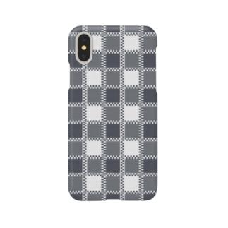 格子 Smartphone cases