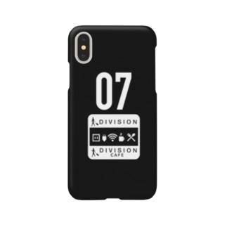 07DIVISION スマートフォンケース