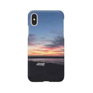きくらげちゃんの眠り Smartphone cases