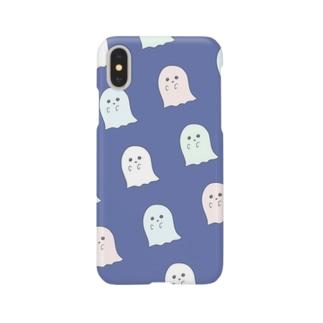obakeチャン Smartphone cases