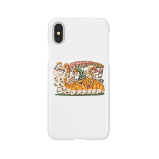 いもむしゴーゴー! Smartphone cases
