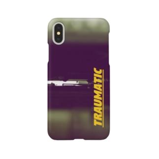 CRACK iPhone CASE スマートフォンケース