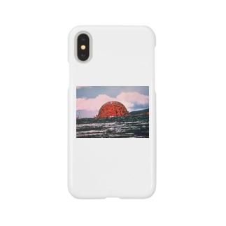 溶岩シリーズ Smartphone cases