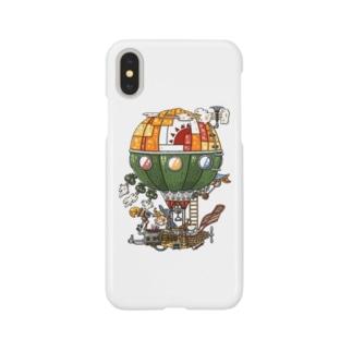 気球 Smartphone cases