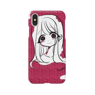 ヤンデレちゃん Smartphone cases