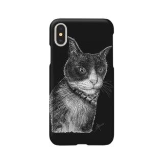 Holsteincat2 Smartphone cases