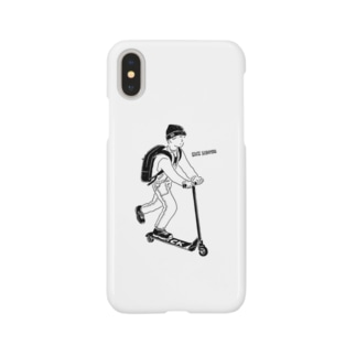kick scooter Smartphone cases