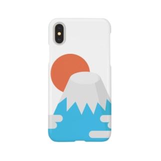 皆のFUJI Smartphone cases