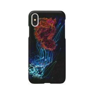 くちびる Smartphone cases