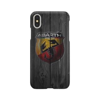 ABARTH iPhoneケース Smartphone cases