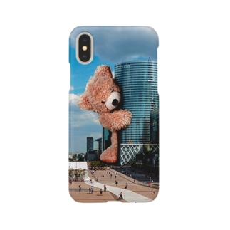 GIANT TEDDY Smartphone cases
