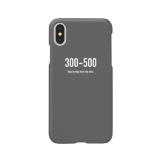 wlmのPOINTS 300-500 Smartphone cases