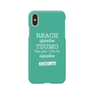 wlmのLETTERS 8000all Smartphone cases