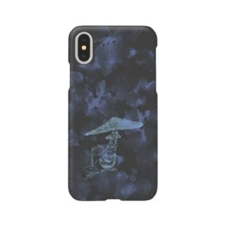 かえるくん Smartphone cases