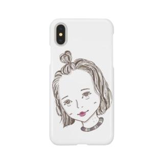 odeko-chan Smartphone cases