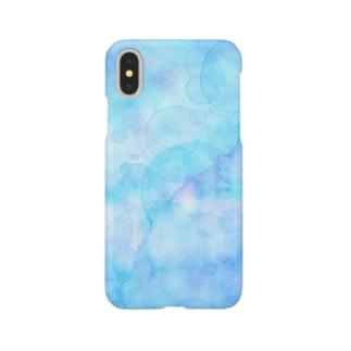 ぽつりぽつり Smartphone cases