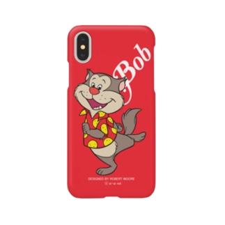 NPO法人愛・あいネットのボブ Smartphone cases