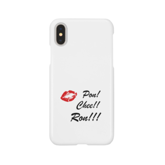 wlmのCLAIM LIPS Smartphone cases
