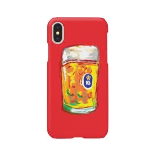 Bier スマートフォンケース