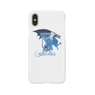 INGRESS RESISTANCE BlueDragon2 Smartphone cases