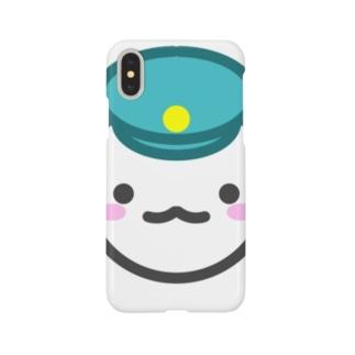 しらたマーク Smartphone cases