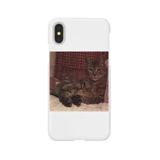 しまおちゃんしぇくしーぽーず Smartphone cases