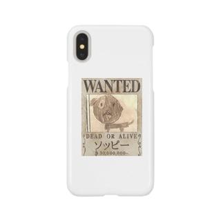 指名手配ソッピー Smartphone cases