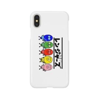 たまごレンジャーズ。 Smartphone cases