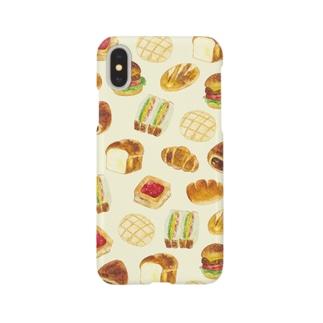 ベーカリーiPhoneケース Smartphone cases