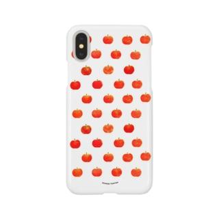 SPONGE TONTON『リンゴ』 Smartphone cases