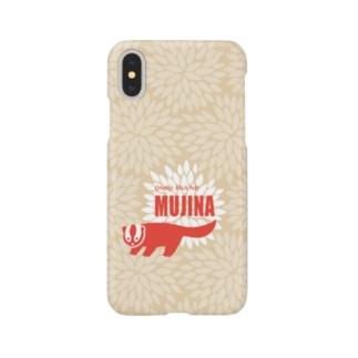MUJINA スマートフォンケース