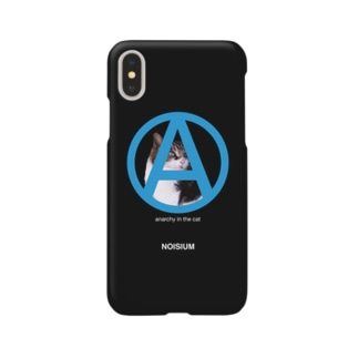 【NOISIUM】anarchy in the cat Smartphone cases
