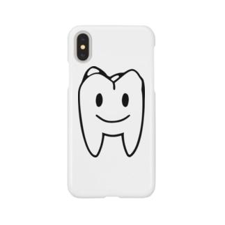 大臼歯くん Smartphone cases