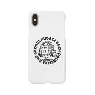 たんざわ騎士の新潟バッハ管弦楽団&合唱団応援2019 Smartphone cases