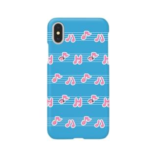 早川一族の五線譜 Smartphone cases