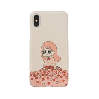 きゃぴ子 Smartphone cases