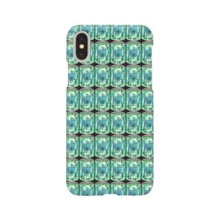 2019-2月NEW「MADBONE」 Smartphone cases