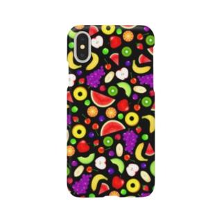 ペラペラフルーツ Smartphone cases