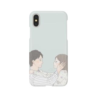 一緒におはよう Smartphone cases