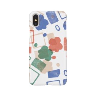 こころもよう わくわくする Smartphone cases