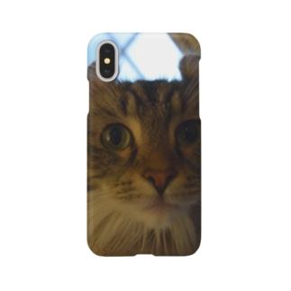 猫ちゃんスマホケース Smartphone cases
