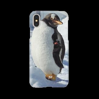 原点回帰のペンギン1号 Smartphone cases