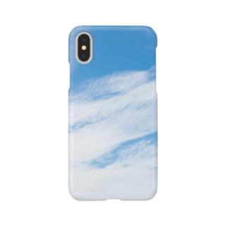 青空原点回帰 Smartphone cases