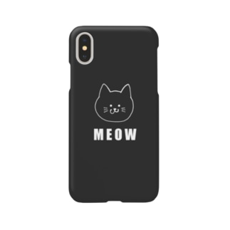 MEOW Smartphone cases