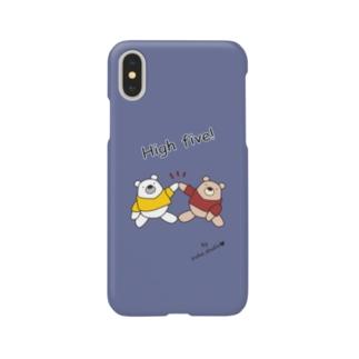 ぬいぐるみベアーズ Smartphone cases