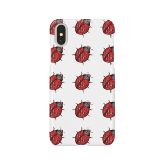 Ladybeetle Red Smartphone cases