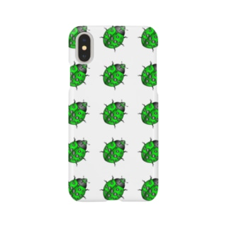 Ladybeetle Green Smartphone cases