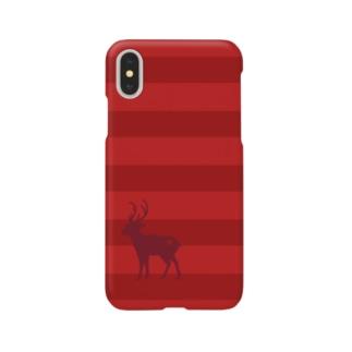 シカボーター Smartphone cases