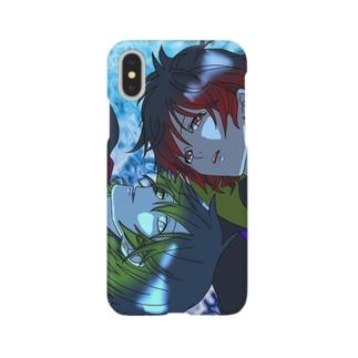 オリジナルキャラクター Smartphone cases