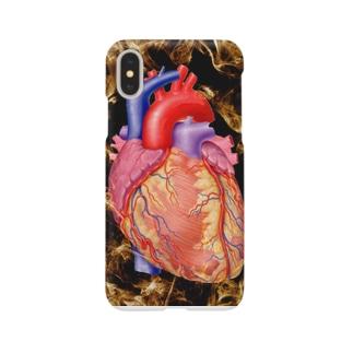心臓 Smartphone cases
